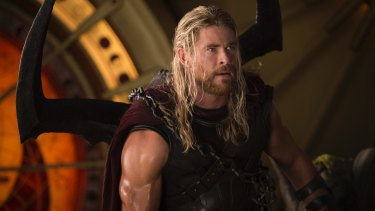 The latest Thor film to hit the big screen has allowed Hemsworth's talent for comedy to emerge.