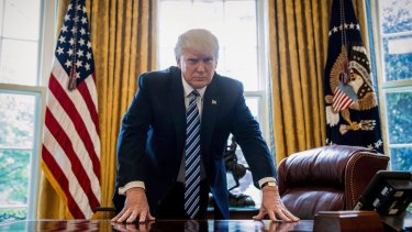 Is the honeymoon already over for US President Donald Trump?