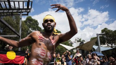 Since 1988 there have been Invasion Day protests on Australia Day.