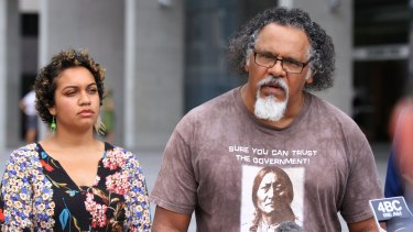 Wangan and Jagalingou traditional owner Adrian Burragubba's appeal was dismissed on Friday.