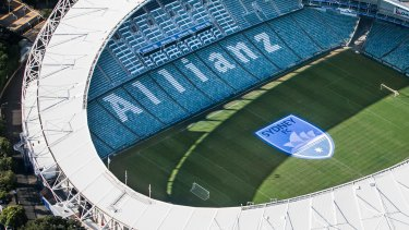 Refresh: Allianz Stadium at Moore Park is set to be demolished and rebuilt.