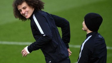 """""""The plan for PSG is to be the best club in the world in the next few years"""": David Luiz."""