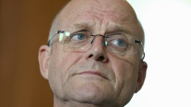 """Liberal Democrat senator David Leyonhjelm has said that his party is """"absolutely out of love with the Liberals""""."""