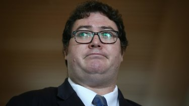 Given the government's one-seat majority in the lower house, LNP MP George Christensen's influence has risen since the election.