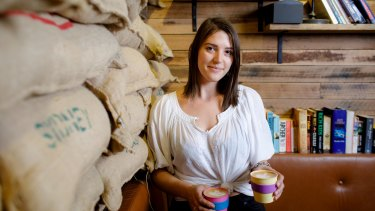 Coffee Lab store manager Steph Urosevic says that for some time now, they have offered a 50 cent discount for customers who bring in their own cup.