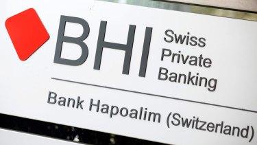 'Michael Binetter took steps to procure the destruction of Bank Hapoalim's files'.