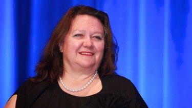 Western Australian billionaire Gina Rinehart is an investor in Lakes Oil.