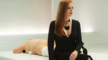 Amy Adams as gallery curator Susan Morrow.