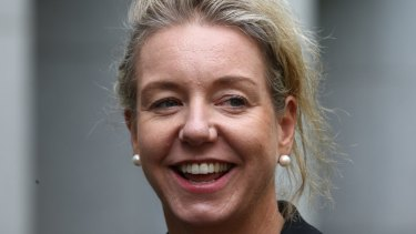 National Party senator Bridget McKenzie said the government was already taking action to address the issue of women's pay.
