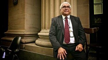 Aboriginal and Torres Strait Islander Social Justice Commissioner Mick Gooda.