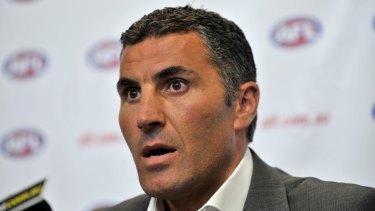 Senior AFL staffer Jason Mifsud resigned to move to a senior government role.