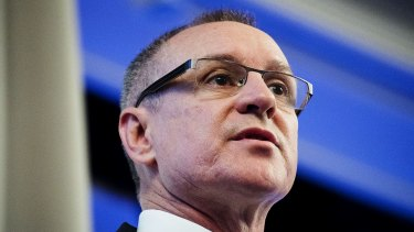 South Australian Premier Jay Weatherill.