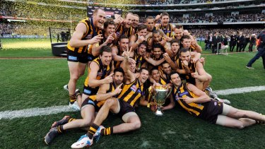 There are still plenty of supporters in WA hoping for a North Melbourne upset or a Hawks' three-peat