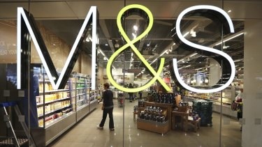 Marks & Spencer has no plans to open bricks and mortar stores in Australia, at least while its e-commerce site is going gangbusters.