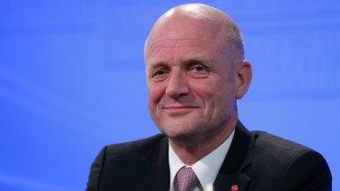 """A disgraceful waste of taxpayer money"": Senator David Leyonhjelm."