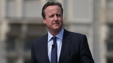 The future of British Prime Minister David Cameron's leadership rests on the fate of the referendum.