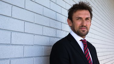 Another well-known member of the Croatian community who has made a name in Australian soccer is Tony Popovic.