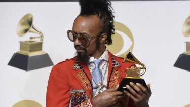 When he isn't making music, Fantastic Negrito grows vegetables and raises chickens.