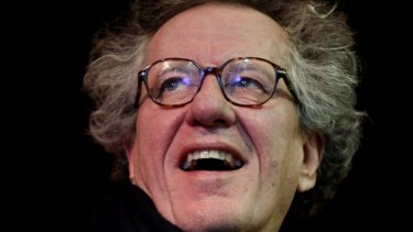 Geoffrey Rush made his debut with the STC in the 1982.