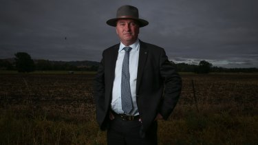 Deputy Prime Minister Barnaby Joyce has a lot on the line in what is proving to be one of the most fascinating contests of the 2016 election.