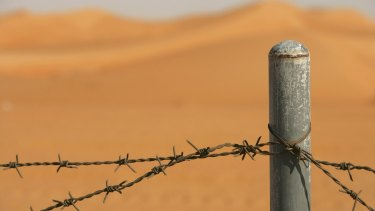 Politicians across the Middle East are turning to security fences to keep out militants.