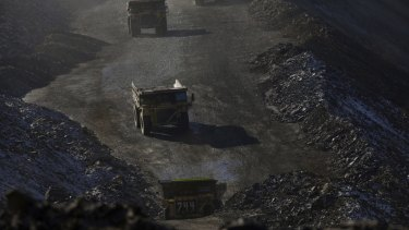 The curtain is coming down on coal in the United States.