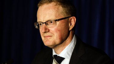 The Reserve Bank released its first financial stability review under governor Philip Lowe on Thursday.