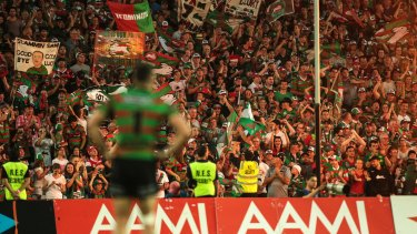 South Sydney offer fans the means to gain entry onto their board.