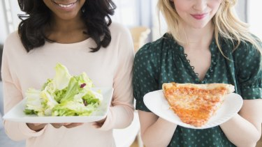 Mental exercise: A new app could help you train your brain to make better food decisions.