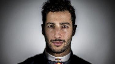 Potential for a few crafty wins: Red Bull Racing's Australian driver Daniel Ricciardo.