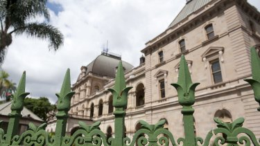 "Fifty prominent Australians have called for all Queensland political parties to agree to four principals of  ""accountability and good governance""."