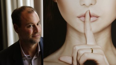 Ashley Madison founder Noel Biderman.