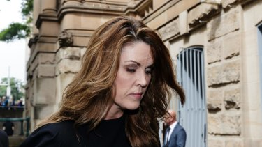 """Peta Credlin denied she had been """"formally approached"""" to run against O'Dwyer."""