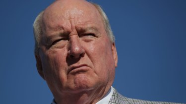 "Broadcaster Alan Jones compared A-League arrests to ""terrorism in Paris""."