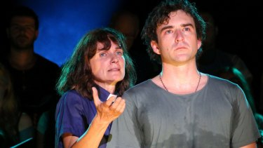 Catherine McClements and Johnny Carr are exceptional in David Greig's <i>The Events</i>.