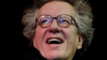 Geoffrey Rush is the associate artist of Artslink Queensland, formerly known as the Queensland Arts Council.