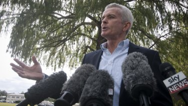 One Nation senator-elect Malcolm Roberts used a press conference on Thursday to call for the overhaul of section 18c.