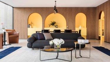 Interior Design Putting The Arch Back Into Architecture