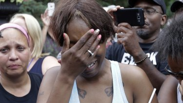 Diamond Reynolds, the girlfriend of Philando Castile, captured his dying moments in a Facebook Live video.