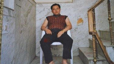 Drug kingpin Man Singh Ghale.