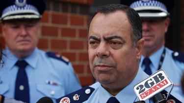 NSW Deputy Commissioner Nick Kaldas.