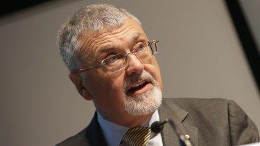 Professor Peter Shergold.
