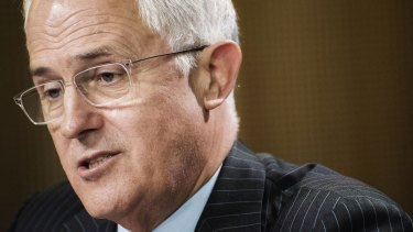 Malcolm Turnbull: an enormous test of his leadership skills awaits.