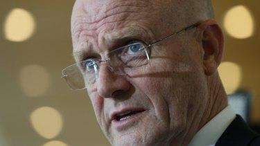 "Senator David Leyonhjelm last week labelled the judiciary as ""dear little daffodils""."