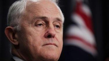 Prime Minister Malcolm Turnbull's government has faced many faux crises since it was re-elected, but now it has a real one.