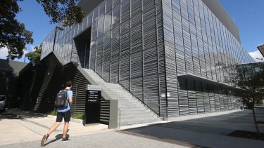 The new Nanoscience Hub at the University of Sydney.