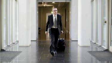 Greens leader Richard Di Natale, who is trying to push medicinal cannabis law reforms through the Senate.