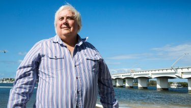 Clive Palmer is again taking legal action against his unhappy bedfellow Citic Limited.
