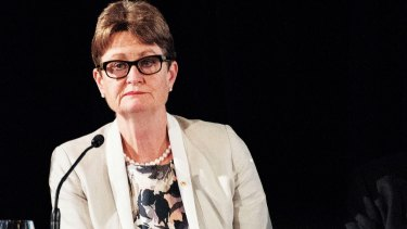 """The overriding consideration of the board was the collective accountability of senior management for the overall reputation of the group,"" chairman Catherine Livingstone said."