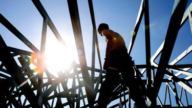 Sunny: Tradespeople are supportive of tax breaks announced at this year's federal budget.